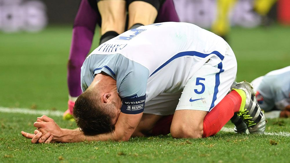 England stunned by Iceland at Euro 16