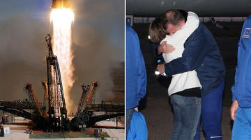 A criminal investigation is reportedly underway following the failed launch of a Russian spacecraft.