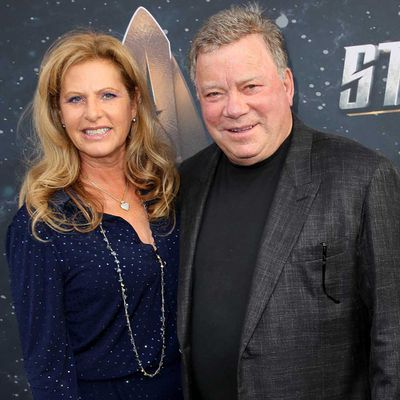 William Shatner and Elizabeth Shatner