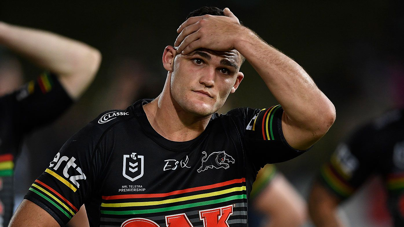 Nathan Cleary banned for two matches for being 'untruthful' to NRL Integrity Unit