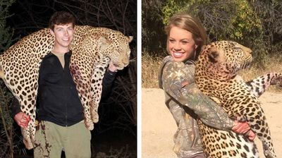 An American teenager and avid hunter has once again provoked internet outrage after she started a competition to find the hottest male hunter of 2014 which critics have labelled the sickest beauty contest ever.