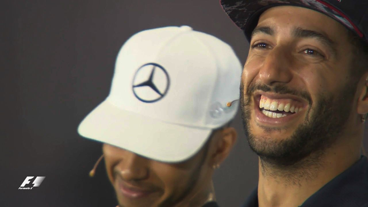 Ricciardo to give shoey the boot