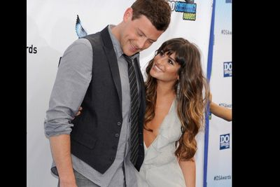 Cory and Lea attended the 2012 Do Something Awards in Los Angeles, where Cory won the award for best male TV star.
