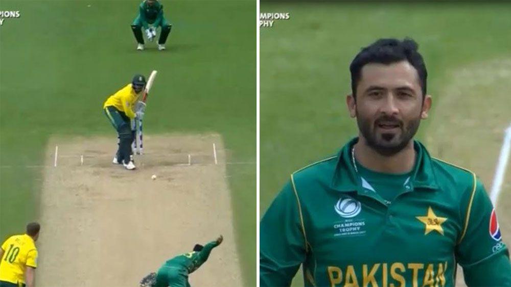 Junaid Khan.