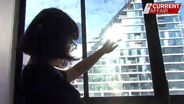 Melbourne 'fryscraper' blinds nearby residents with glare