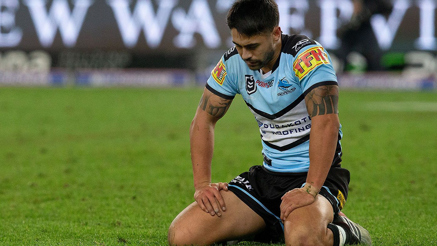 Peter Sterling and Darren Lockyer rule out Cronulla Sharks finals hopes despite win