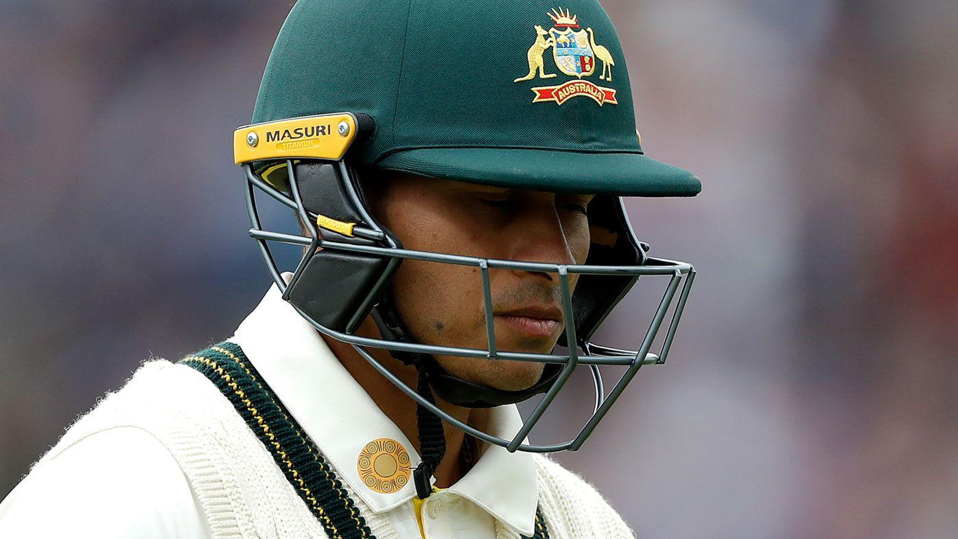 No way back for Usman Khawaja after big win over Pakistan: Cricket legend