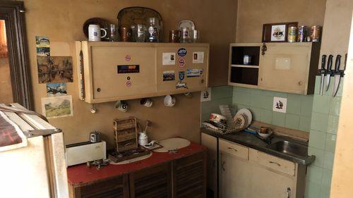 The kitchen. (Supplied)