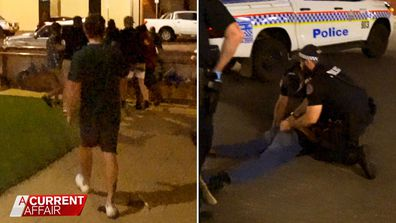 Alice Springs locals overwhelmed by youth crime