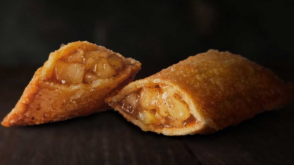 McDonald's classic apple pie