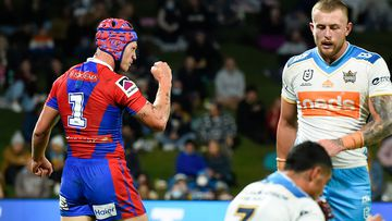 Ponga brilliance proving hard for Knights to contain.