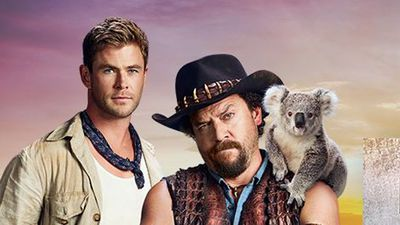 Crocodile Dundee is back - this time with Chris Hemsworth