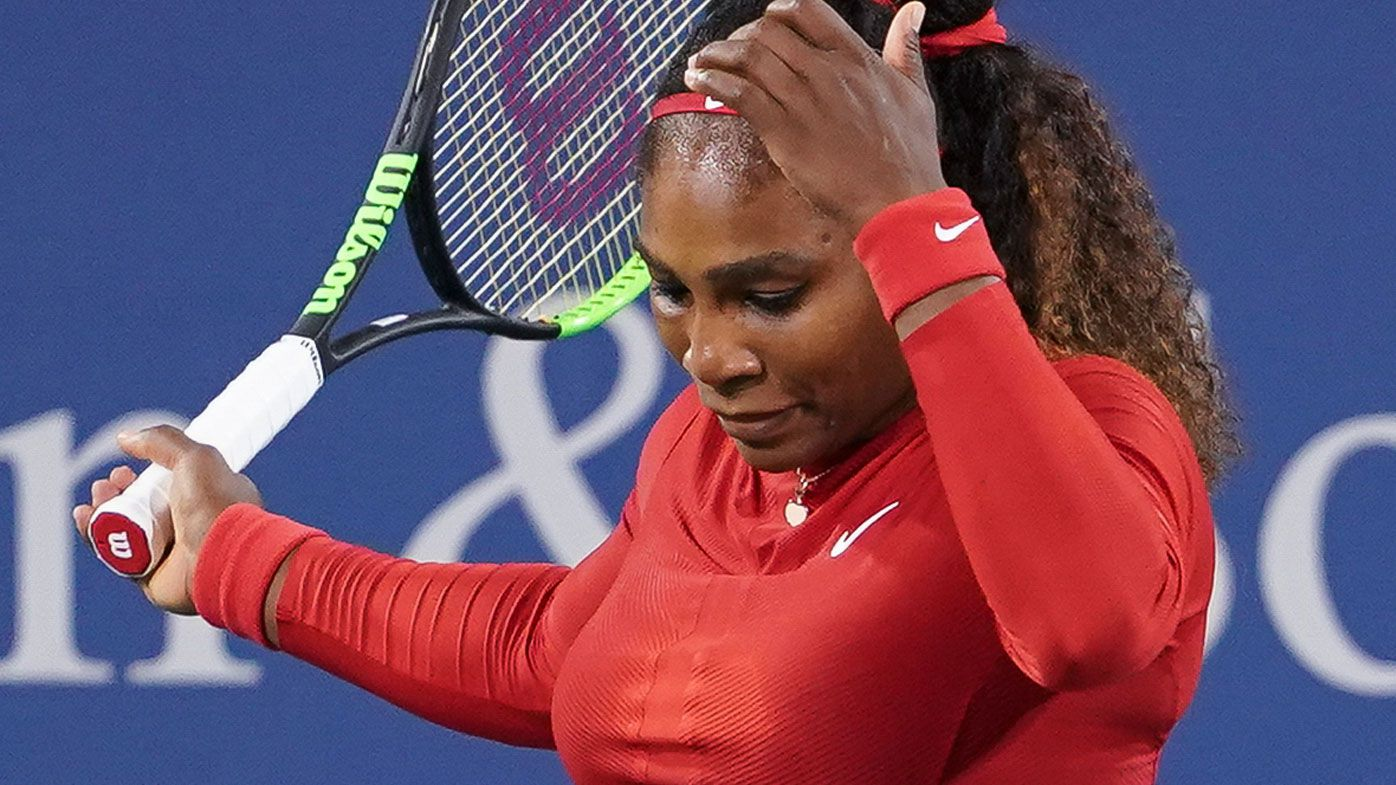 Tennis: Ash Barty advances in Cincinnati Open, Serena Williams falls