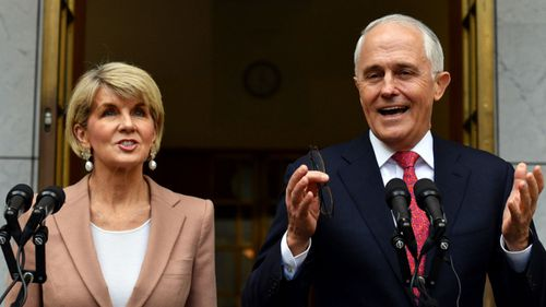 Sources have said if the Liberals want to win Sydney, they should put Julie Bishop in the leadership.