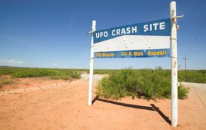 TODAY IN HISTORY: World's most investigated UFO landing at Roswell