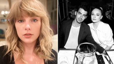 Taylor Swift, Joe Jonas, Sophie Turner