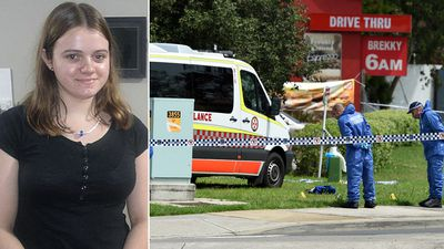 Cop fired fatal shot at Hungry Jack's knifewoman 41 seconds after arriving