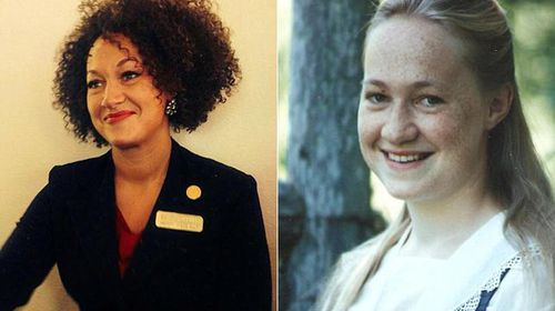 Her birth parents shared childhood of Ms Dolezal and said she has mainly German and Czech heritage.