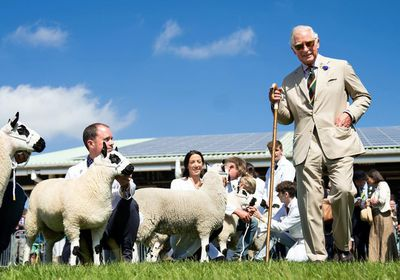 Charles and Camilla visit the Great Yorkshire Show, July 2021