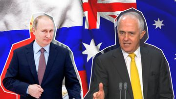 'The Turnbull government has swallowed Britain's spy story'