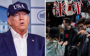 Coronavirus: US travel ban extends to UK, Ireland; Trump eyes US limits