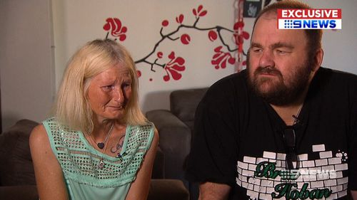 Christine Hoban (left) said her son would still be alive if his defibrillator had been working. (9NEWS)