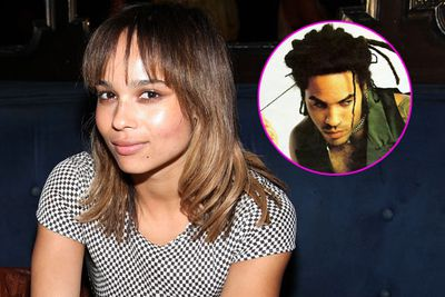 <b>Daughter of:</b> 'Are You Gonna Go My Way' rocker Lenny Kravitz.<br/><br/><b>Famous for:</b> Juggling successful careers in singing, modelling, and acting.