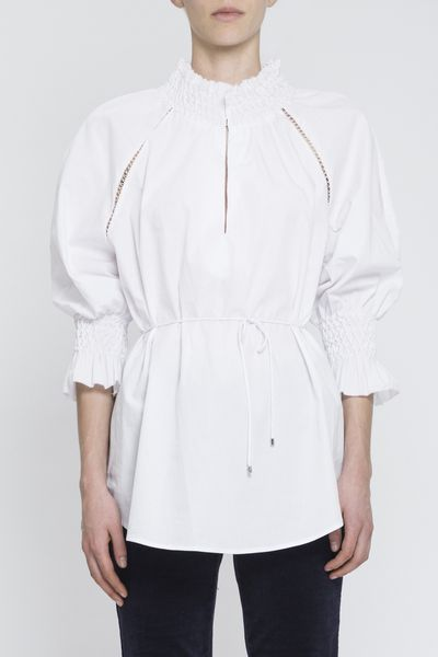 "<a href=""https://www.acler.com.au/collections/tops/products/windsor-shirt"" target=""_blank"">Acler </a>Windsor shirt, $270<br>"