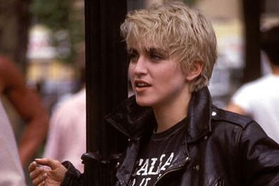 We wouldn't be surprised if she took this 1986 Madonna snap to her hairdresser to get the same look.