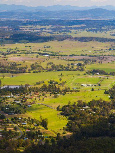 4. Tamborine Mountain, Queensland