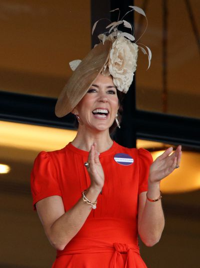 Crown Princess Mary of Denmark at Royal Ascot