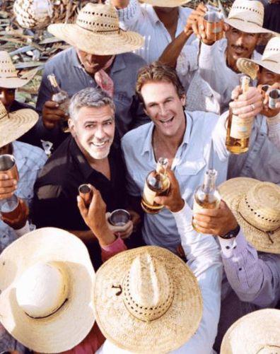 Rande Gerber, George Clooney, Casamigos, tequila