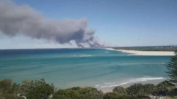 Fires news headlines - 9News