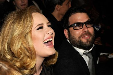 Adele gives birth to a baby boy