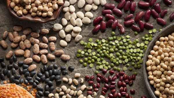 grams and pulses