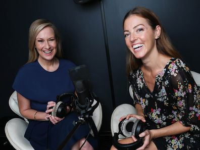 Mel Doyle launches podcast