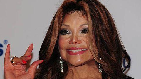 La Toya Jackson announces reality show