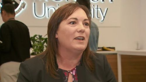 Monash University's Professor Sophia Zoungas spoke to 9NEWS about the study. (9NEWS)