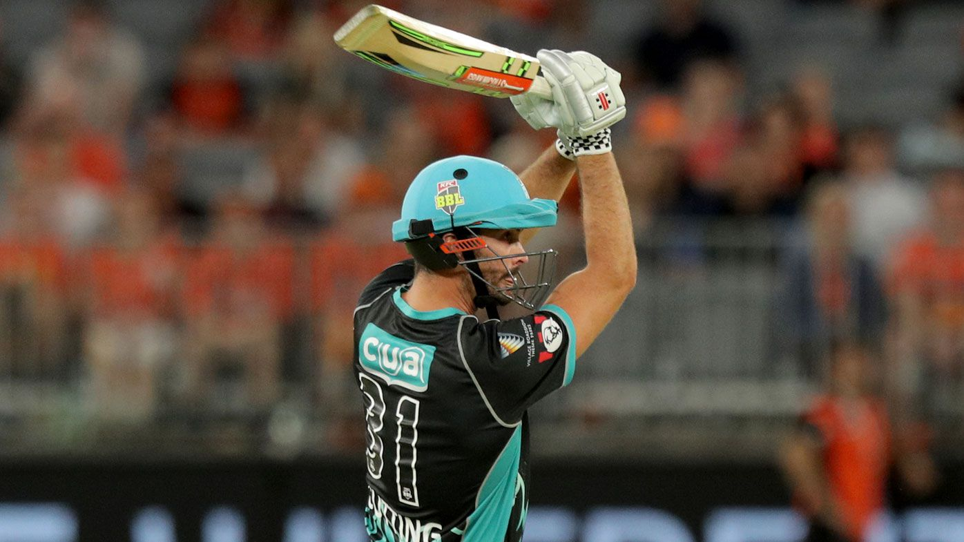 Brisbane Heat's Ben Cutting too sharp for Perth Scorchers in BBL
