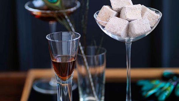 Espresso marshmallows