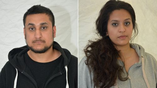 Husband and wife found guilty of plotting London terror attack