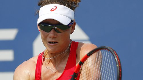 Sam Stosur to step it up at US Open