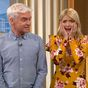 British TV host Holly Willoughby accidentally slips into Australian accent