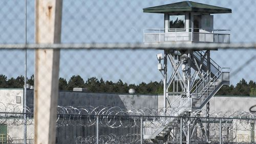 The riot happened at Lee Correctional Institution, South Carolina.