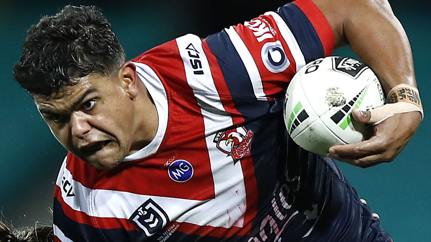 Bulldogs set to make $11 million, 10-year play for Sydney Roosters superstar Latrell Mitchell