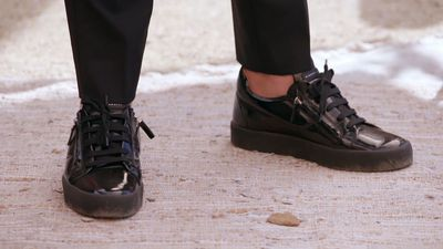 Sam's shoes