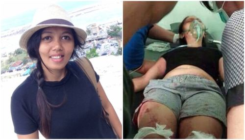 Indonesian husband who hacked off wife's feet refused access to funds