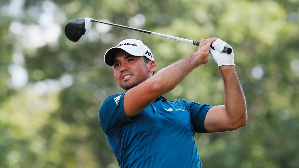 Jason Day. (AAP)