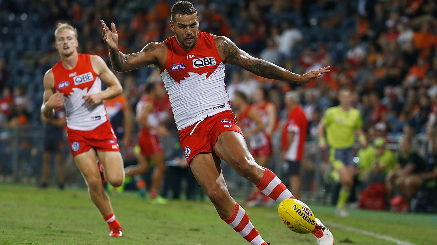 AFL: Buddy Franklin help Sydney Swans beat GWS Giants in pre-season game