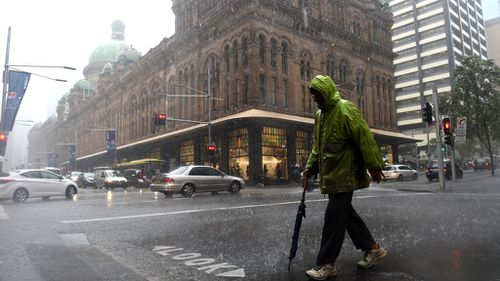 NSW coast to be battered by strong winds and rain